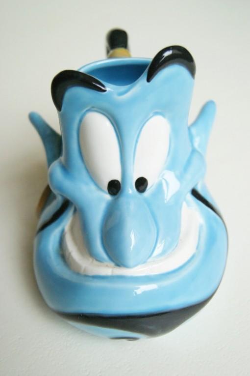 Ongekend Mok – Disney – Aladdin – Genie- Geest – Lichtblauw - KERAMIEK FU-46